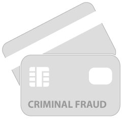 Criminal Fraud Chargeback