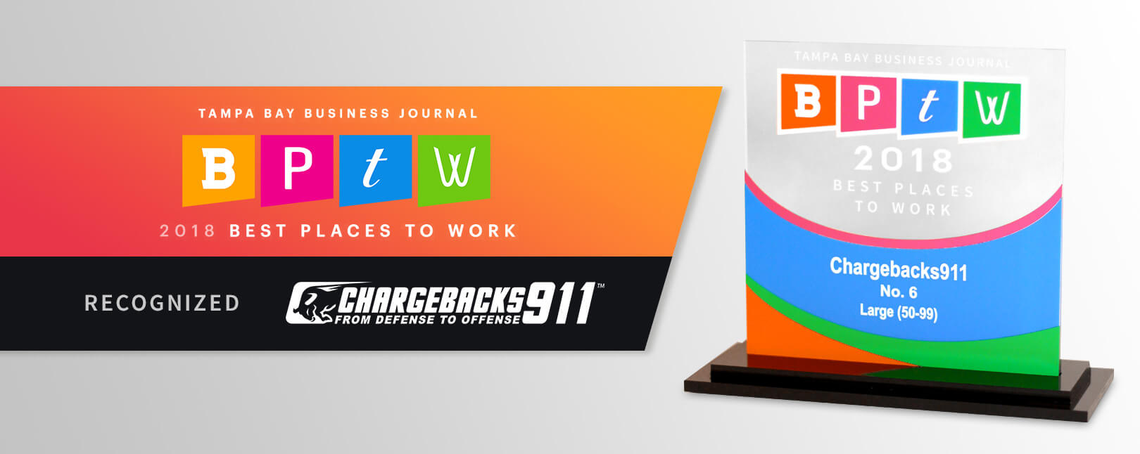 Chargebacks911 - Best Place to Work