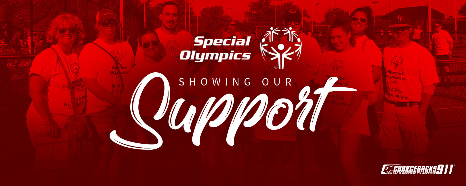 Chargebacks911® Supports the Special Olympics 2018
