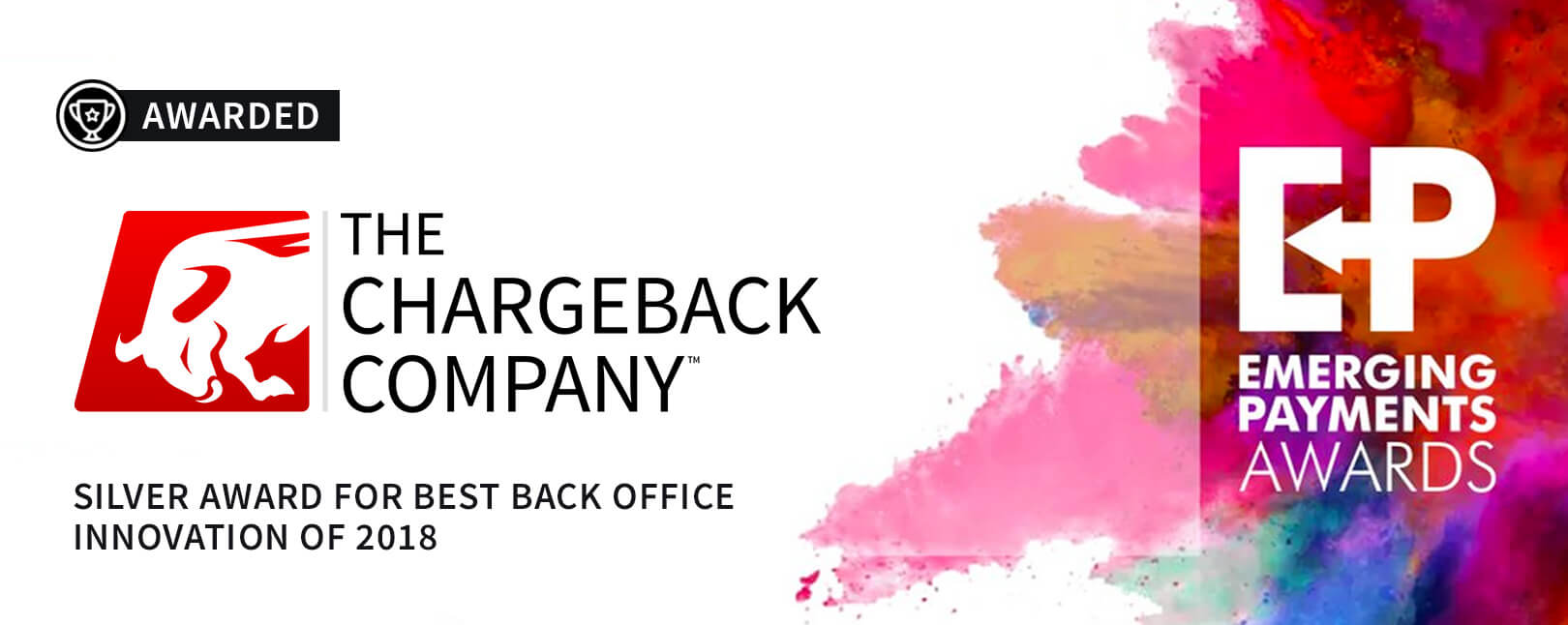 "The Chargeback Company Wins ""Best Back Office Innovation"""