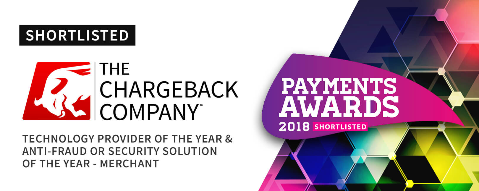 Payments Awards 2018 Shortlist
