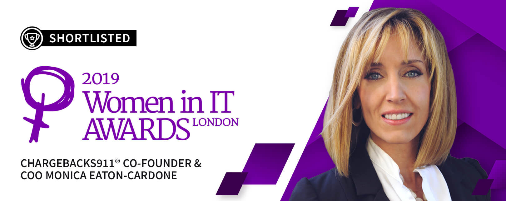 2019 Women in IT Awards London
